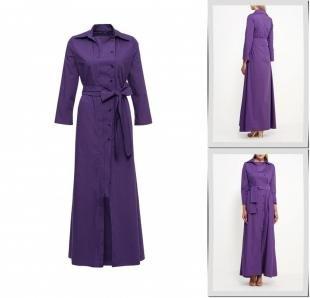 Фиолетовые платья, платье love & light, весна-лето 2016