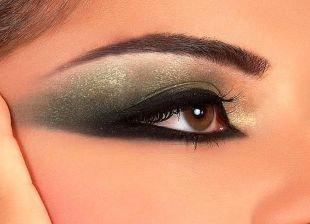 Восточный макияж для карих глаз, завораживающий восточный макияж