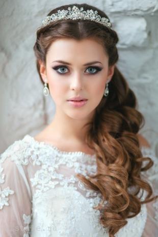 Свадебный макияж для маленьких глаз, свадебный макияж в греческом стиле