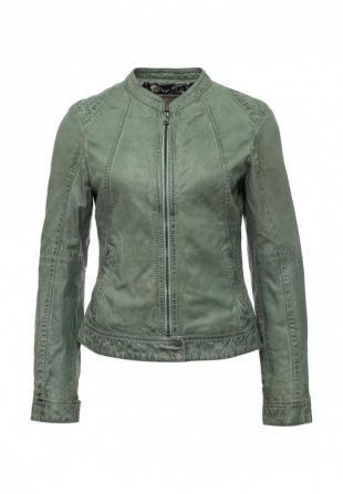 Зеленые куртки, куртка кожаная oakwood, осень-зима 2016/2017