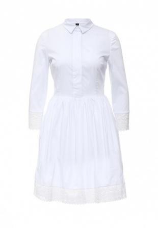 Белые платья, платье concept club, весна-лето 2016