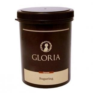 Скраб Gloria, gloria паста для шугаринга средняя