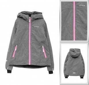 Серые куртки, куртка горнолыжная icepeak, осень-зима 2016/2017