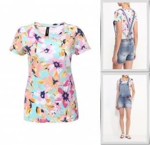 Разноцветные футболки, футболка bestia, весна-лето 2016