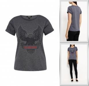 Серые футболки, футболка jennyfer, осень-зима 2016/2017