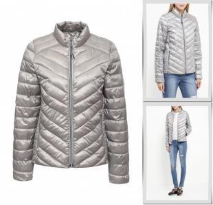 Серые куртки, куртка утепленная gap, осень-зима 2016/2017