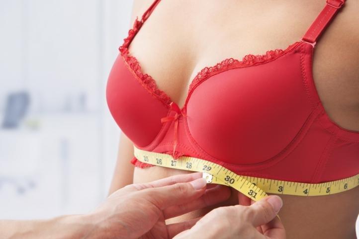 Как подобрать бюстгальтер - обхват груди