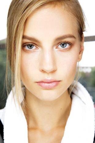 Легкий макияж на каждый день для подростков, макияж на 1 сентября для овального лица