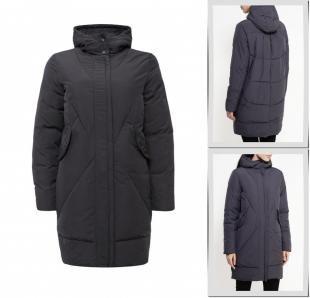 Серые куртки, куртка утепленная ichi, осень-зима 2016/2017