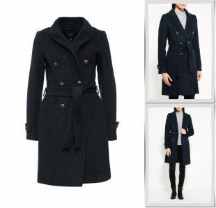Пальто, пальто tom tailor, осень-зима 2016/2017