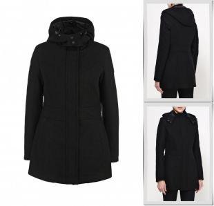 Черные пальто, пальто lacoste, осень-зима 2015/2016