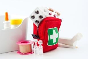 Аптечка для новорожденного - готовим аптечку вместе