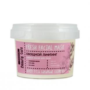 Скраб для кожи лица, tasha свежая маска овощной лифтинг (объем 75 мл)