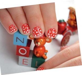 Дизайн ногтей для детей
