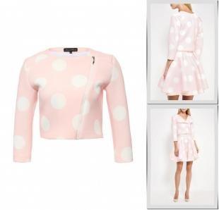 Розовые куртки, куртка disash,